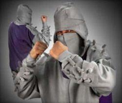 TMNT Shredder Hoodie