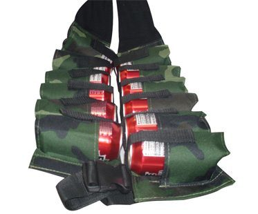 BEER-AMMO-HOLSTER