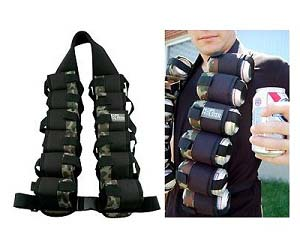 Beer Ammo Holster