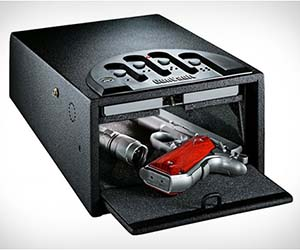 Fingerprint Gun Safe