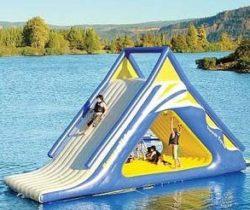 Gigantic Water Slide