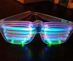 LED Shutter Shades