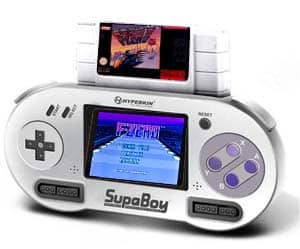 Portable Super Nintendo