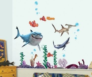 Finding Nemo Decal
