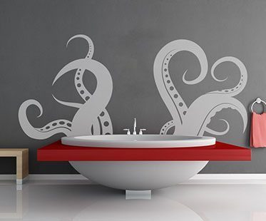 TENTACLE-WALL-DECALS