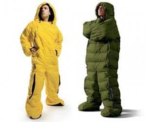 Wearable Sleeping Bags