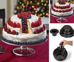 3 Tier Cake Pan