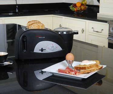 Egg and Bread Toasters