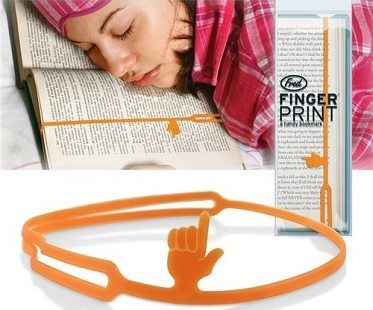 Finger Pointing Bookmark