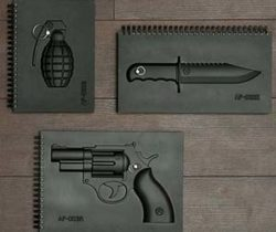 Armed Notebooks