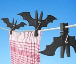 Batman Pegs