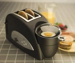 Egg and Bread Toaster