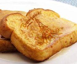 Paris Toast Stamp