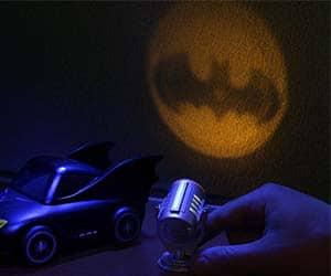 Mini Batman Signal Light