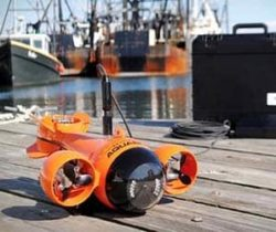 Remote Control Submarine Camcorder