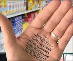 To Do Temporary Tattoo