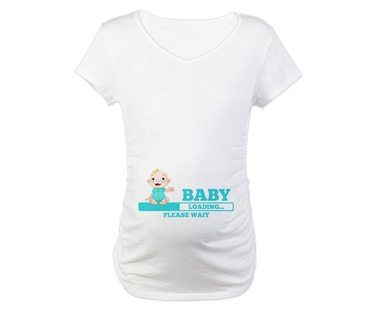 BABY-LOADING-T-SHIRT