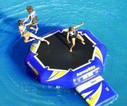 Floating Trampoline