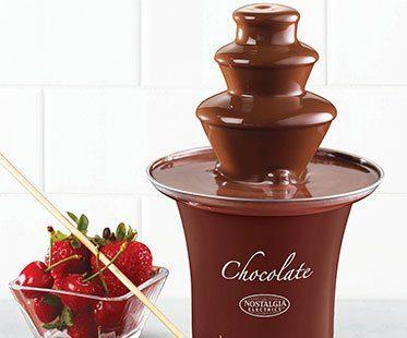 MINI-CHOCOLATE-FOUNTAINS