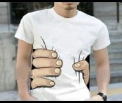 Big Hand Squeeze T-Shirt