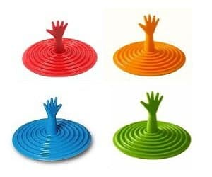 Drowning Hand Water Stopper
