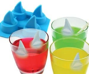 Shark Fin Ice Cubes