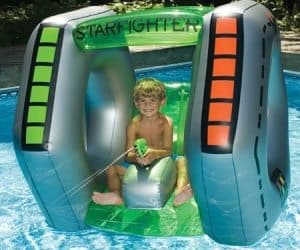 StarFighter Squirter Inflatable