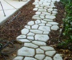Stone Path Mold