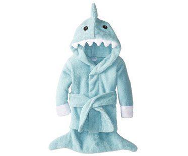 BABY-SHARK-ROBE