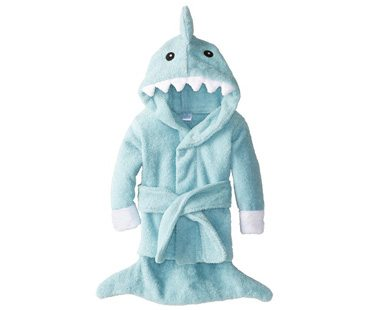 enjoy cheap price extremely unique reliable quality Baby Shark Robe