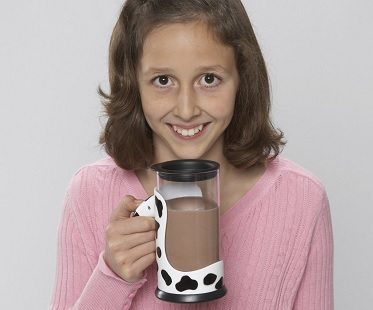Chocolate Milk Mixer Mugs