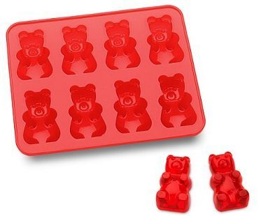 Gummy Bear Ice Cubes