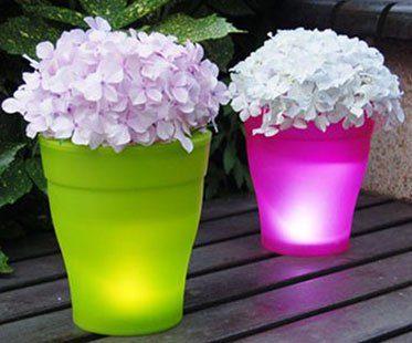 LED-PLANT-POTS