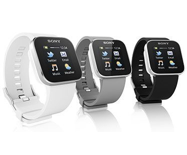 SONY-SMARTWATCHES