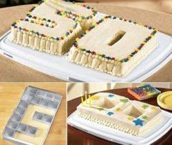 Alphabet Cake Pan