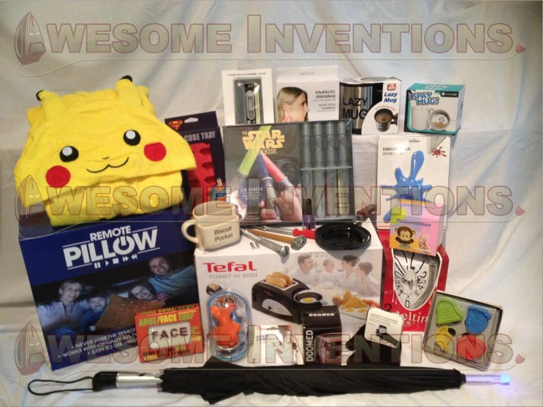 Awesome Inventions Anniversary