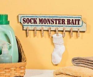 Missing Sock Board