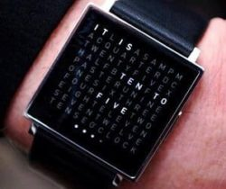 Time Telling Watch