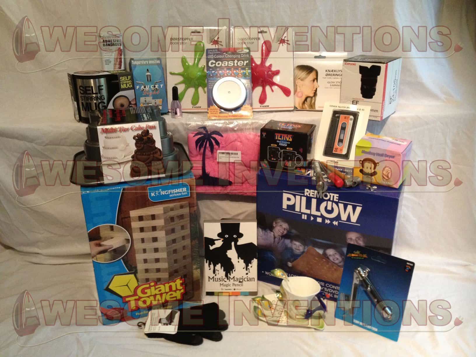 Awesome Inventions 1 Million Facebook Likes Giveaway