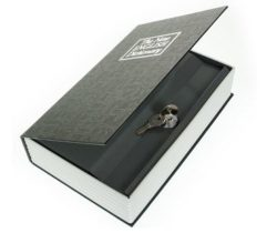 Dictionary Book Safe