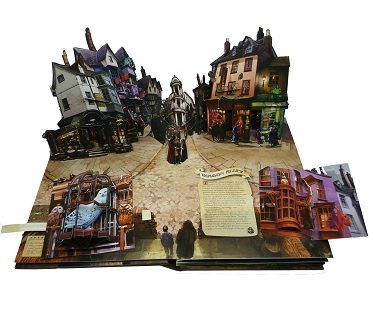 Harry Potter Pop Up Book