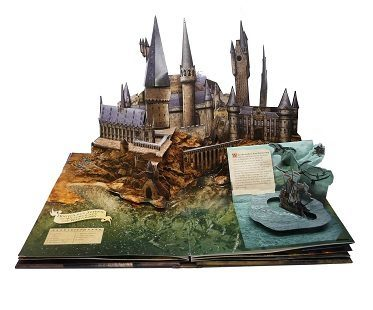 Harry Potter Pop Up Books