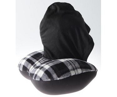 Hoodie Travel Pillow