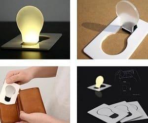 LED Wallet Card Light