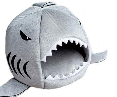 Home / All Products / PETS / Shark Bed For Pets