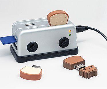 TOASTER-USB-HUBS