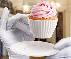 Teacup cake mold set