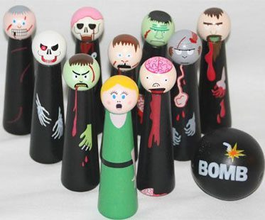 ZOMBIE-BOWLING-GAME
