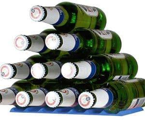 bottle stacker base