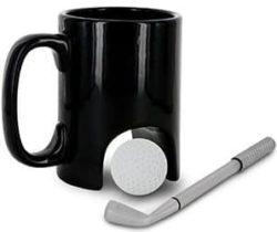 mini golf mug
